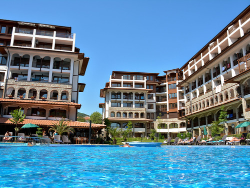 Почивка в Свети Влас, България - Олимп Апартхотел 3•