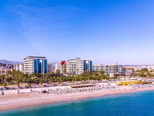 Почивка в Анталия - Лара, Турция - хотел Porto Bello Hotel Resort & Spa 5 * 5•
