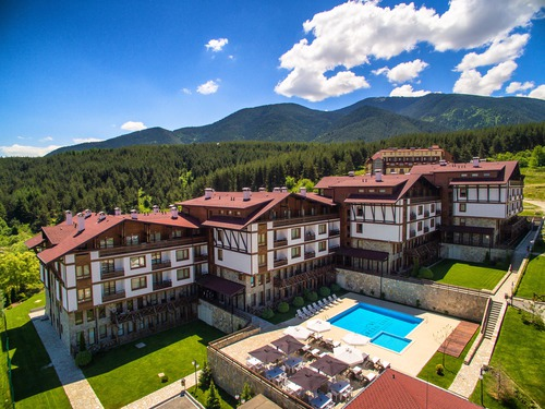 Почивка в Банско, България - хотел Грийн Лайф Ризорт 4•