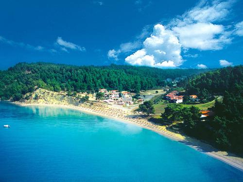 Почивка на Касандра, Гърция - хотел Elani Bay Resort 4•
