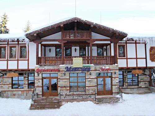 Почивка в Пампорово, България - хотел Хотел Мериан  3•