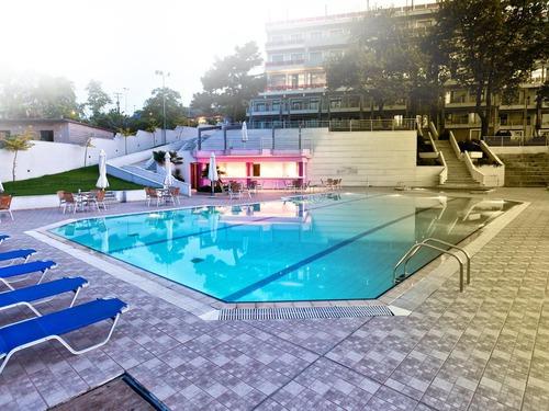 Почивка на Олимпийска ривиера (Пиерия), Гърция - хотел Olympus Thea 4•