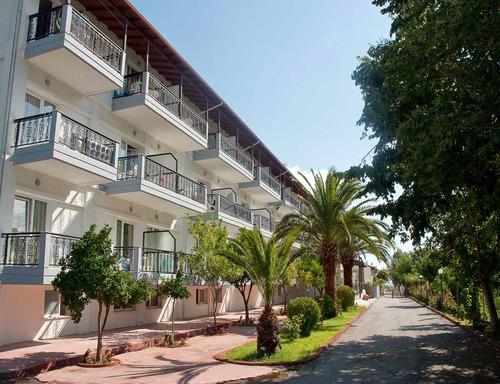 Почивка на Олимпийска ривиера (Пиерия), Гърция - хотел Sun Beach Platamonas 3•
