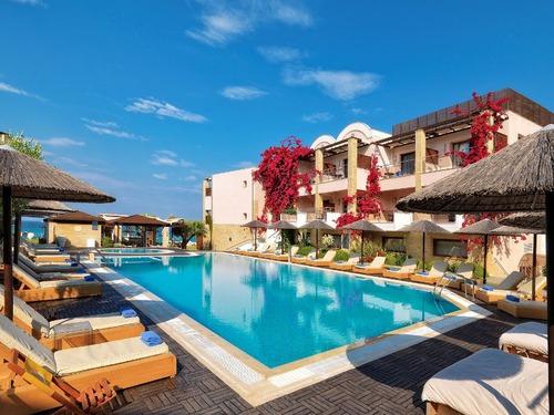 Почивка на Касандра, Гърция - хотел Olympion Sunset 5•