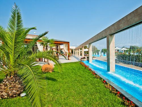 Почивка на Олимпийска ривиера (Пиерия), Гърция - хотел Poseidon Palace 4•