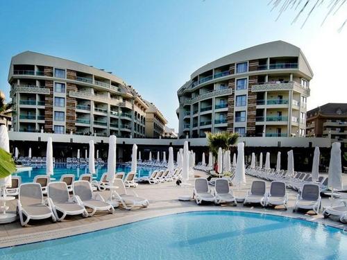 Почивка в Сиде, Турция - Seamelia Beach Resort & Spa 5 * хотел 5•