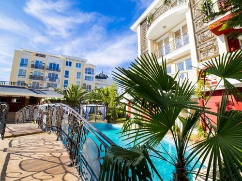 Почивка в Слънчев Бряг, България - хотел Месембрия Палас и Месембрия Резорт 3•