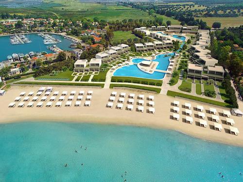 Почивка на Касандра, Гърция - хотел Sani Dunes 5•