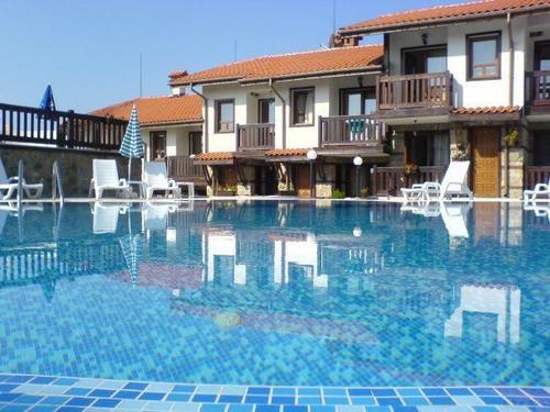 Почивка в Созопол, България - хотел Пърл Апартмънтс 3•