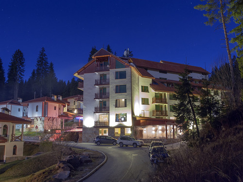 Почивка в Пампорово, България - Форест Глейд хотел 2•