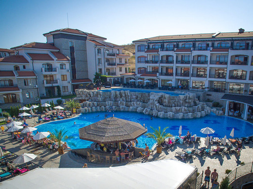 Почивка в Ахелой , България - хотел The Vineyards SPA Hotel 4•