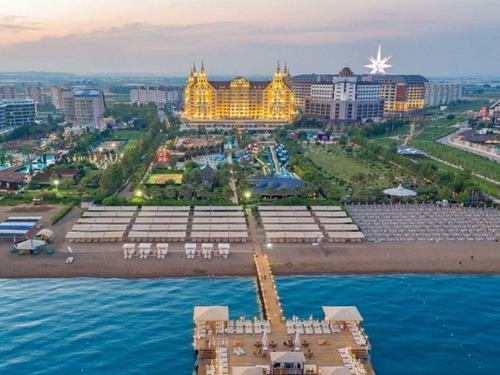 Почивка в Анталия - Лара, Турция - Royal Holiday Palace 5 * хотел 5•