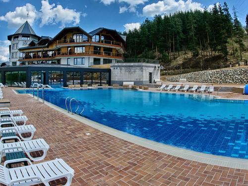 Почивка в Баня, България - хотел Хот Спрингс Медикъл и Спа 4•