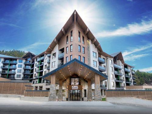 Почивка във Велинград, България - хотел Арте СПА и Парк Хотел 5•