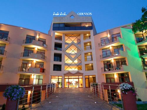 Почивка в Златни пясъци, България - хотел Апартамент Хотел Одесос 4•