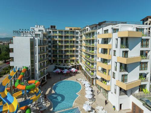 Почивка в Слънчев Бряг, България - хотел Бест Уестърн Плюс Премиум Ин 4•