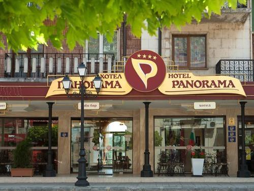 Почивка във Велико Търново, България - хотел Панорама 4•