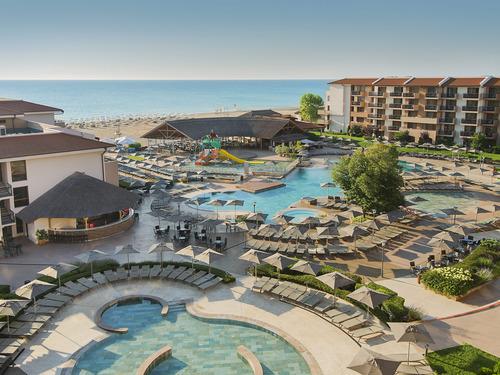 Почивка в Обзор, България - хотел HVD Рейна дел Мар (екс Мирамар Делукс) 5•