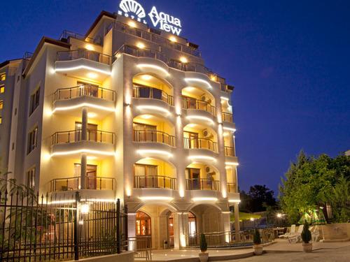 Почивка в Златни пясъци, България - хотел Аква Вю 4•