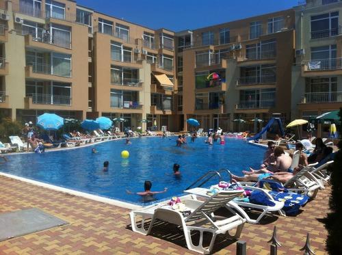 Почивка в Слънчев Бряг, България - хотел Kamelia Garden Apartments 2•