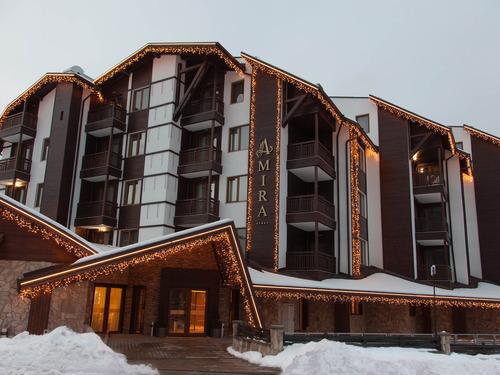 Почивка в Банско, България - хотел Aмира 5•