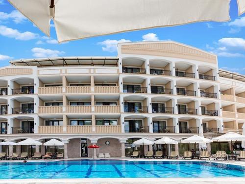 Почивка в Приморско, България - хотел Сиена Палас 4•