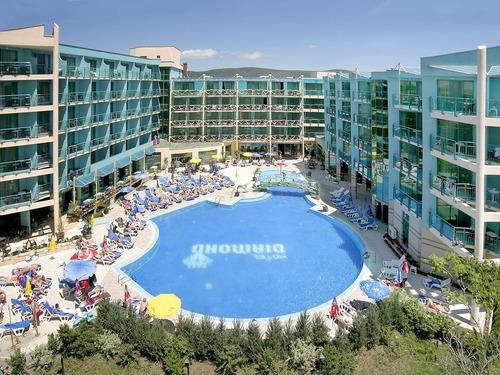 Почивка в Слънчев Бряг, България - хотел Хотел Даймънд 4•