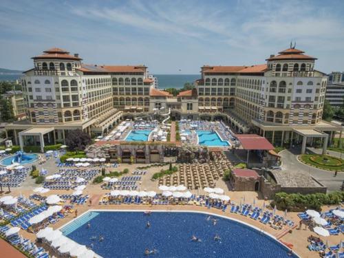 Почивка в Слънчев Бряг, България - хотел Мелиа Слънчев бряг 4•