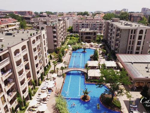 Почивка в Слънчев Бряг, България - хотел Cascadas Family Resort 2•