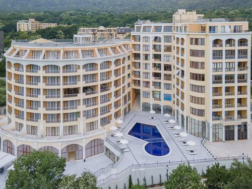 Почивка в Златни пясъци, България - хотел Континентал (ex.Central) 4•