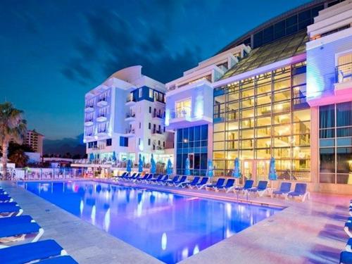Почивка в Анталия - Лара, Турция - хотел Sealife Family Resort Hotel 5 * 5•