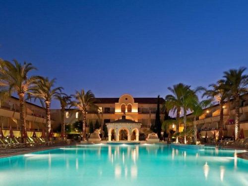 Почивка в Агия Напа, Кипър - Napa Plaza 4 * хотел 4•