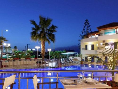 Почивка на остров Крит, Гърция - хотел Philoxenia Hotel 3* 3•