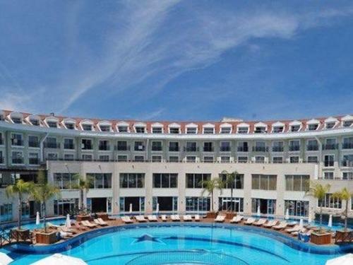 Почивка в Кемер, Турция - Meder Resort 5 * хотел 5•