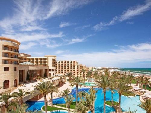 Почивка в Сус, Тунис - Movenpick Resort And Marine Spa Sousse 5* хотел 5•