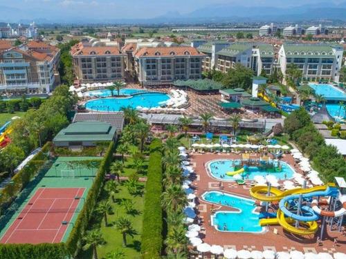 Почивка в Сиде, Турция - Sentido Turan Prince 5 * хотел 5•