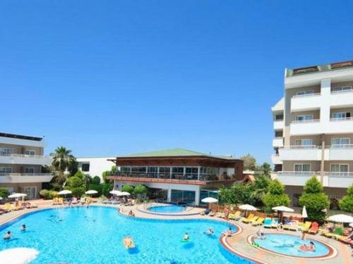 Почивка в Алания, Турция - Club Mermaid Village 4 * хотел 4•