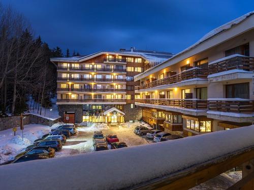 Почивка в Пампорово, България - хотел Хотел Перелик 5•