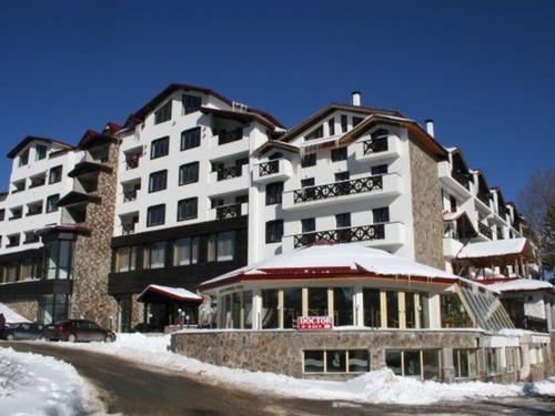 Почивка в Пампорово, България - хотел Хотел Снежанка 3•