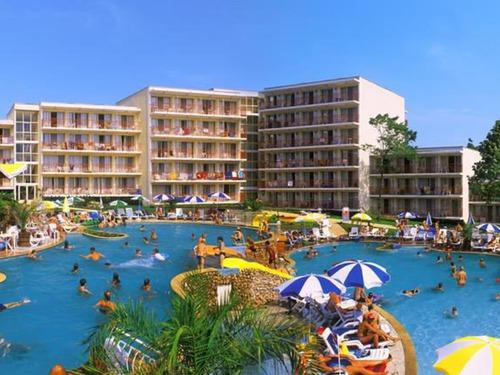 Почивка в Албена, България - хотел Хотел Вита Парк 3•