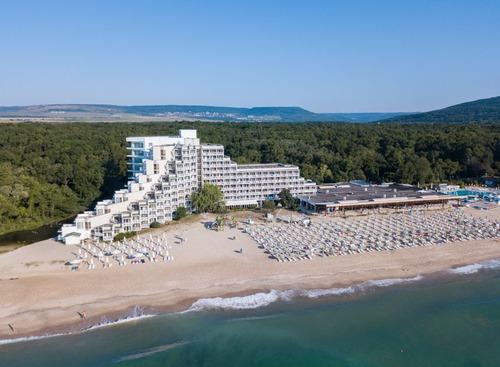 Почивка в Албена, България - хотел Гергана 4•