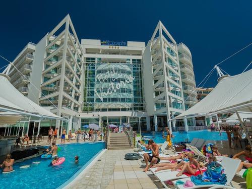 Почивка в Слънчев Бряг, България - хотел Хотел Гранд Виктория 4•