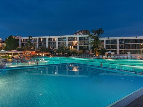 Почивка в Слънчев Бряг, България - хотел Хотел Поморие Сън 3•