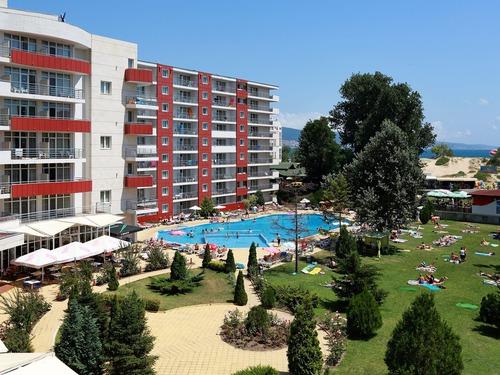 Почивка в Слънчев Бряг, България - хотел Хотел Феникс 4•