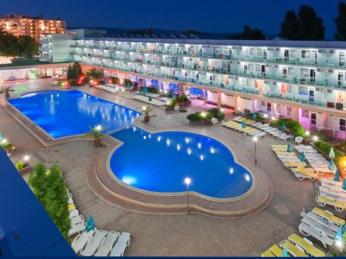 Почивка в Слънчев Бряг, България - хотел Хотел Котва 4•
