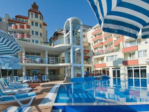 Почивка в Созопол, България - хотел Хотел Вила Лист 4•