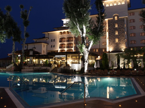 Почивка в Слънчев Бряг, България - хотел Хотел Хелена Парк 5•