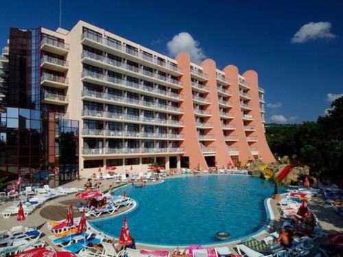 Почивка в Златни пясъци, България - хотел Хелиос Спа Резорт 4•
