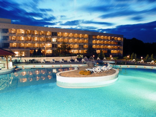 Почивка в Хисаря, България - хотел Аугуста СПА Хотел 3•