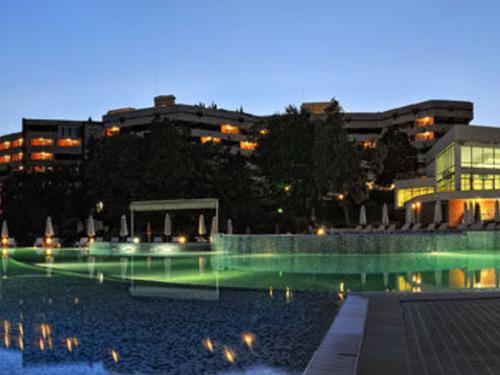 Почивка в Хисаря, България - хотел Спа Хотел Хисар 4•